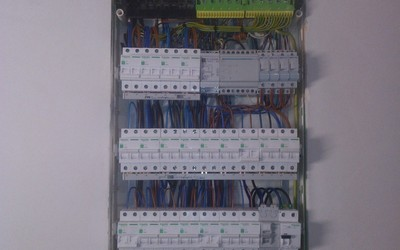 FC Elec - Mortsel - Elektriciteitswerken